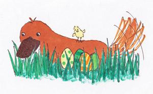 pääsiäisvesinokkaeläin
